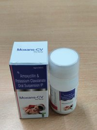 Moxans-CV Dry Syrup