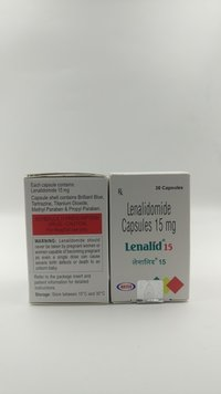 Lenalid 15 mg Capsule