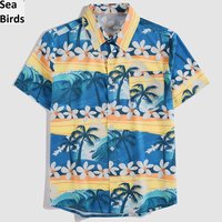 lycra digital print shirt