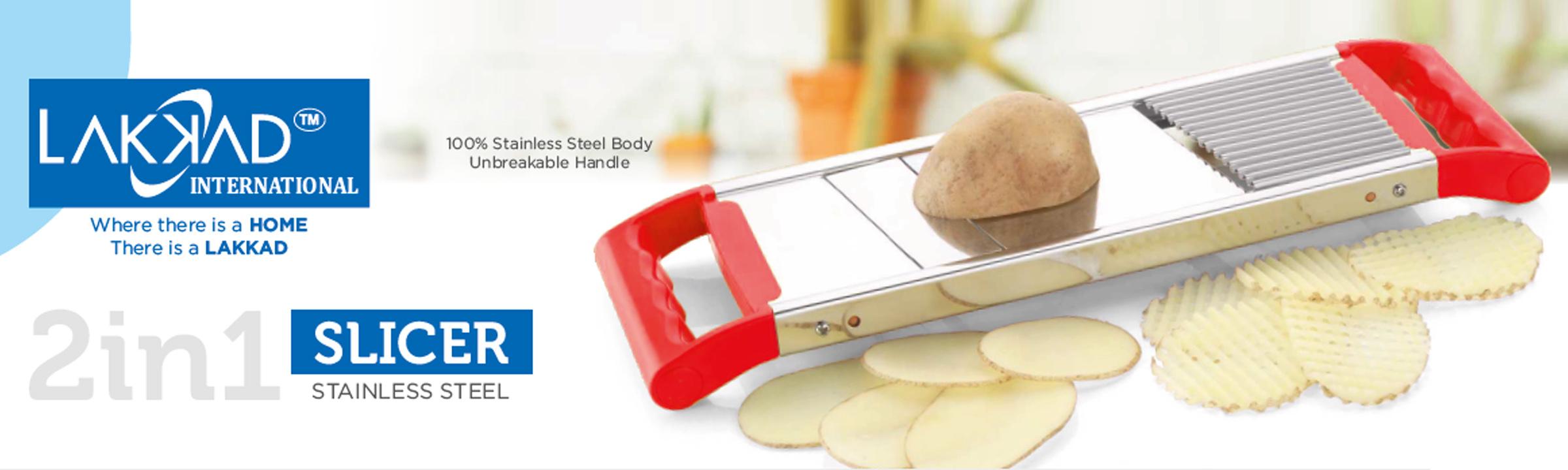 Potato Slicer