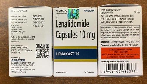 Lenakast 10 mg Tablet