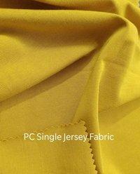 PC Single Jersey Knitted Fabric