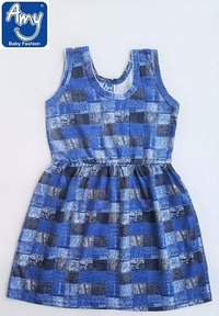 Style No S49D Baby & Junior Girls Frock Slip - BasicWear
