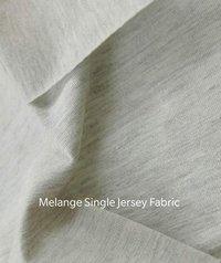 Melange Single Jersey Fabric