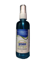 Defender Hand Sanitizer 100ml Mist Spray