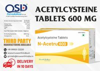 N-ACETRU 600 TABLET