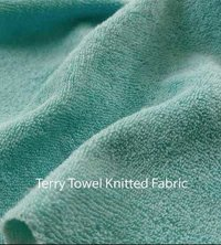 Terry Towel Knitted Fabric