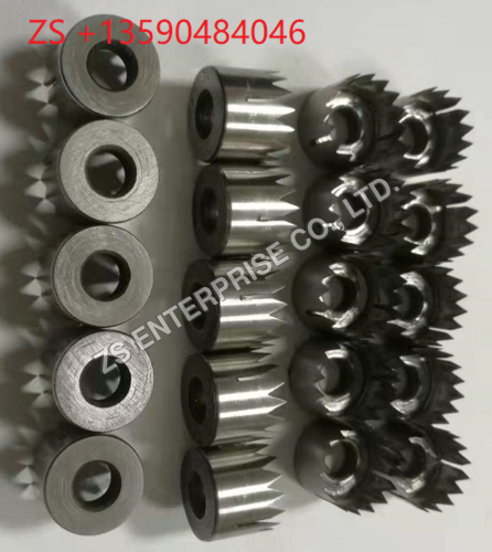 20mm not full cut toothed punch