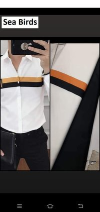 Bright Satin Shirting Fabric 36 inch fabric