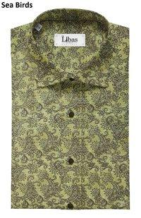 Cotton Mix Shirting Fabric