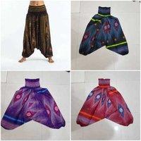 Wholesale Custom Indian Harem Yoga Pants