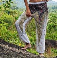 Women's Latest Design Soft Loose Harem Yoga Pants
