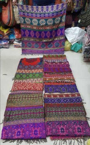 Shawl Acrylic Woolen Shawl