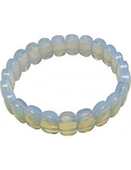 Opalite Faceted Bracelet