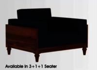 Sheesham Wood Sofa Set.