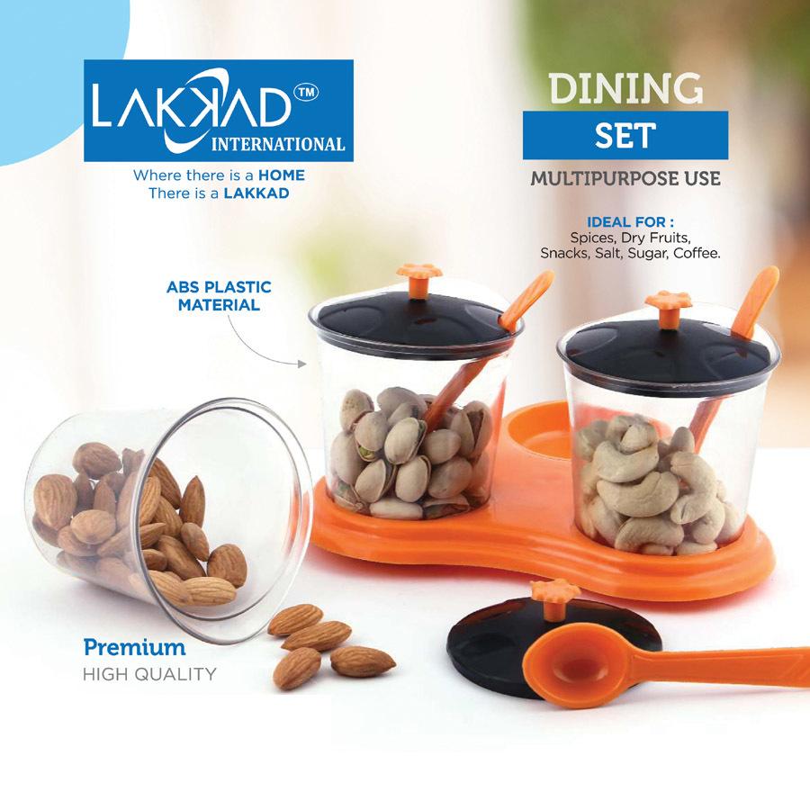 Multipurpose Dining Achar Jars