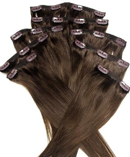 Colored Human Hair