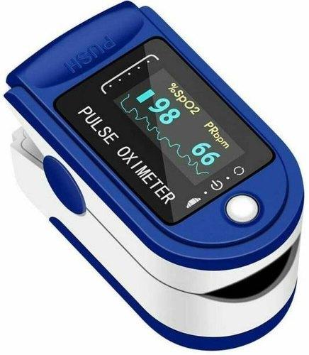 Pulse Oximeter Fingertip - Saturation Oxygen Monitor Fingertip (SpO2)