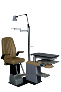 Ophthalmic Refraction Chair (OU-2010)