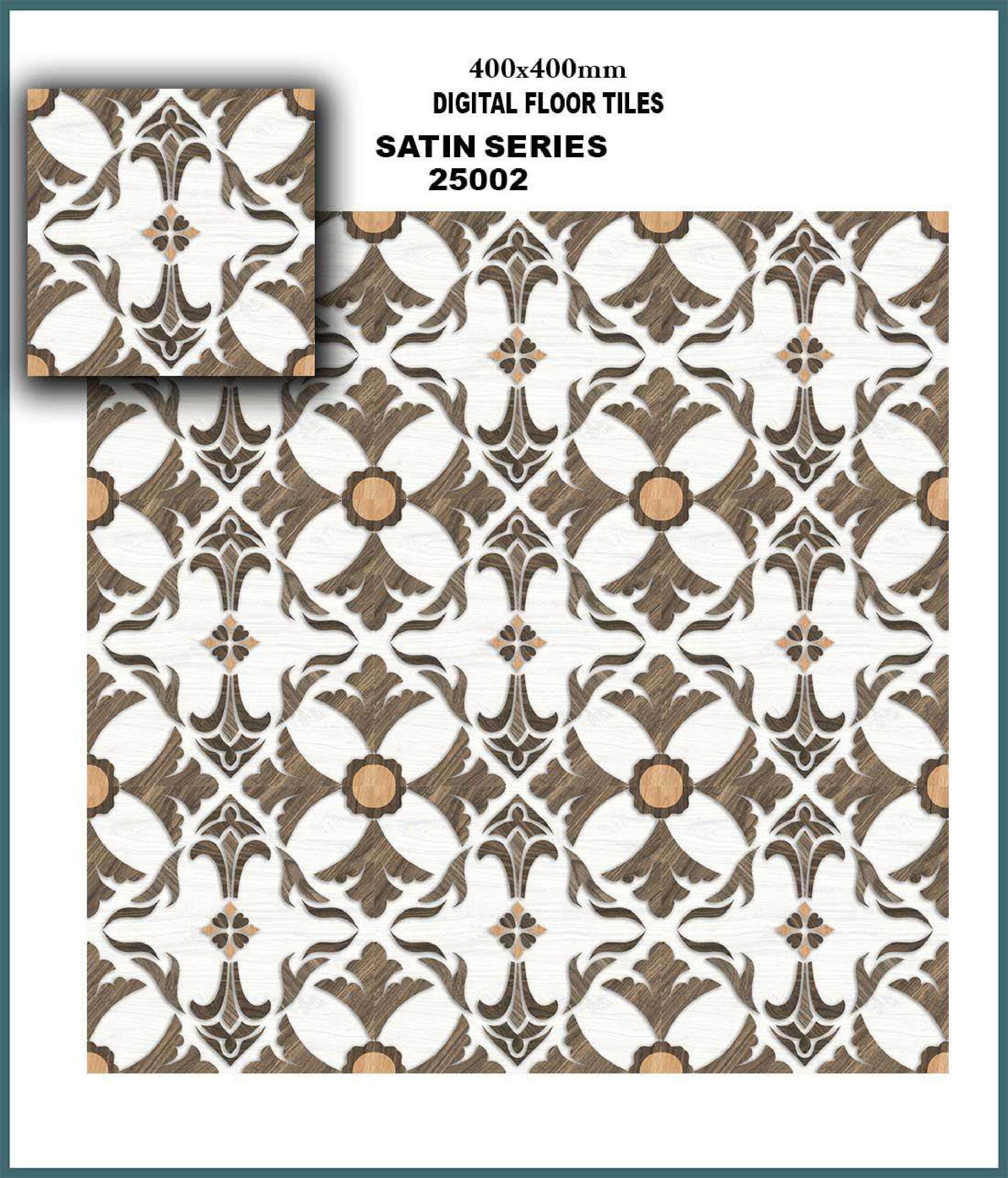 digital floor tiles satin series