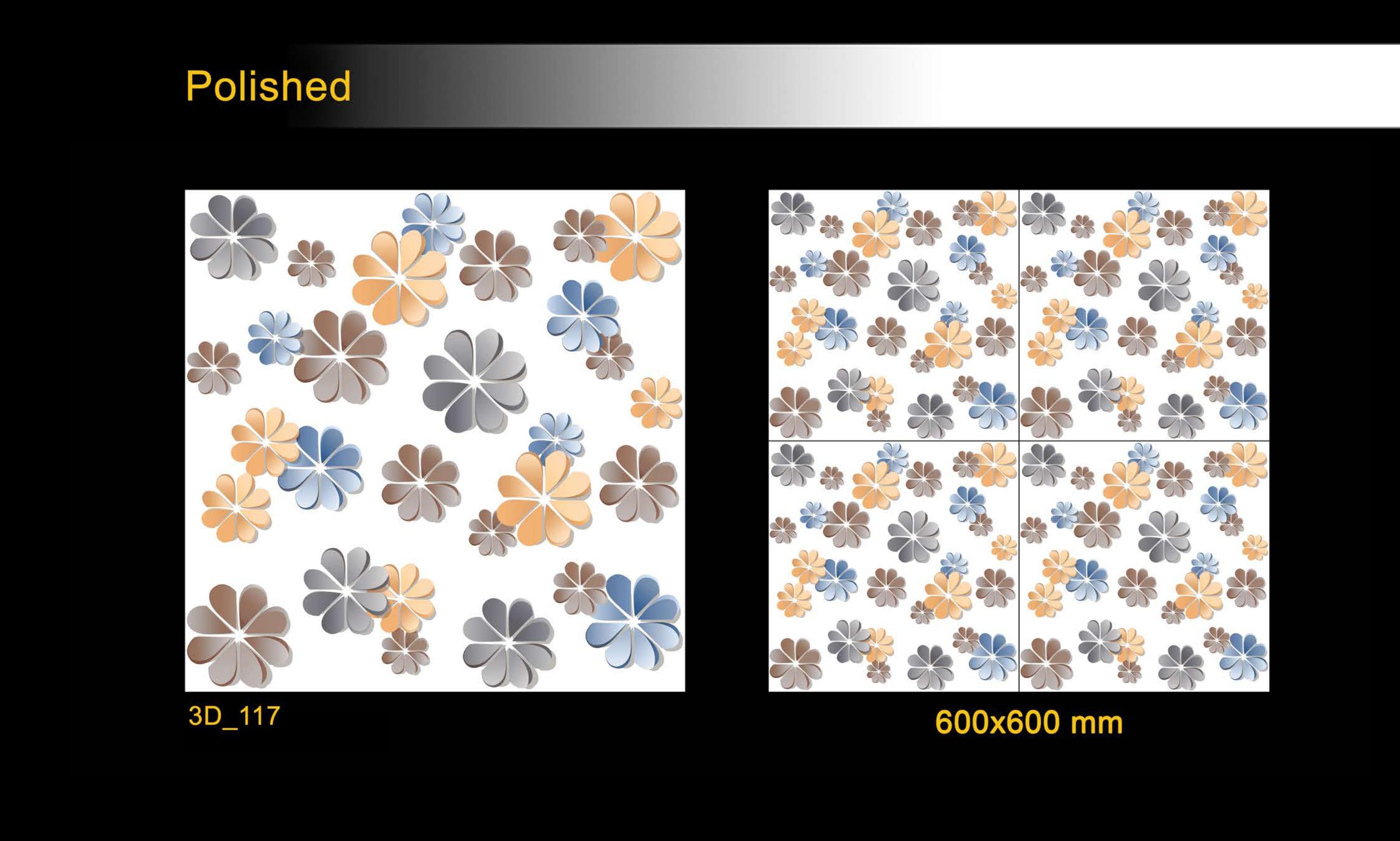 Polished Ceramic Tile