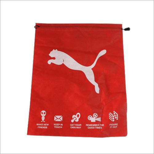 Printed Shoe Cloth Bag
