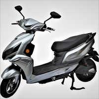Futuristic Electric Scooter
