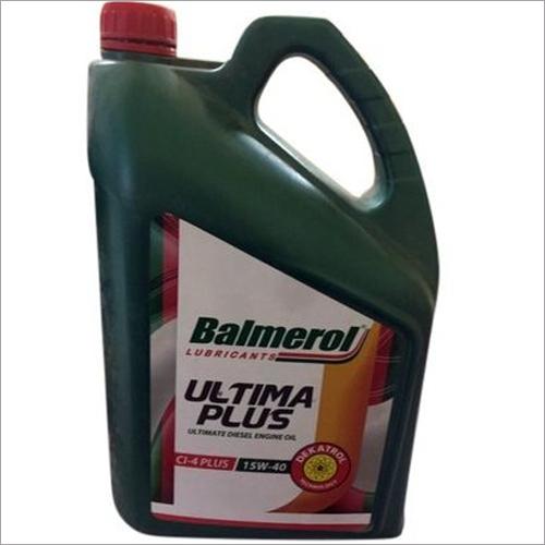 20W40 Cf -4 Yellow Balmerol Engine Oil