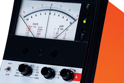 BAKER GAUGES Electronic Gauge: Twin Channel: 941 Analogue