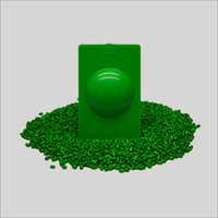 Plastic Green Masterbatch