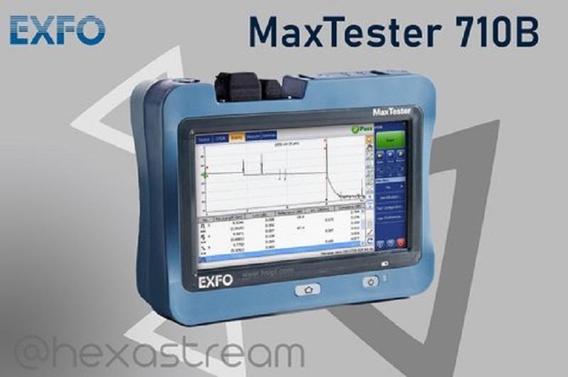 MaxTester 710B Last-Mile OTDR