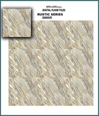 Digital Floor Tiles - Rustic Series