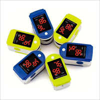 Power Consumption Portable Household Finger Clip Pulse Oximeter