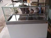 AV GLE-1800 (Straight Glass Canopy)