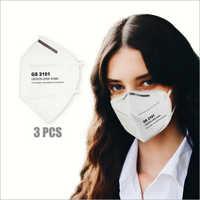 Kids Adult Dust Mouth Adjustable Earloop KN95 Face Mask