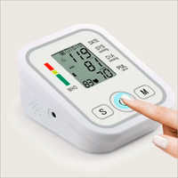 Blood Testing Equipments Arm Type Electronic Blood Pressure Monitor