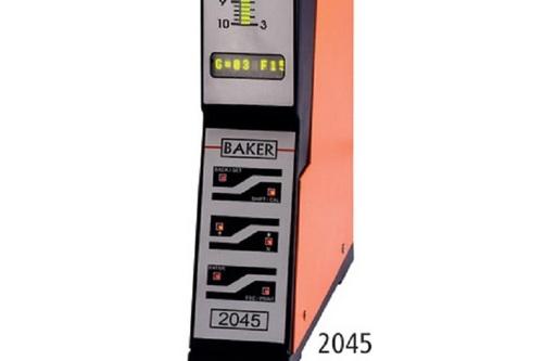 BAKER GAUGES 2045 Microprocessor based Twin Channel 2045 Column