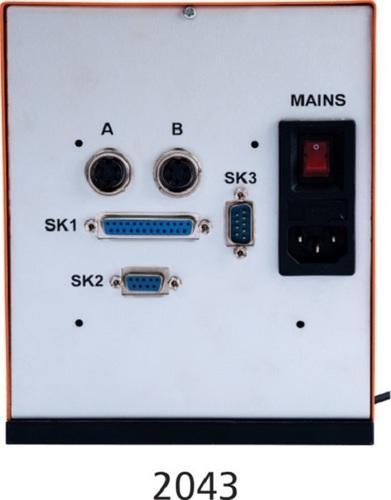 BAKER GAUGES 2043 Microprocessor based Twin Channel: 2043 Digital