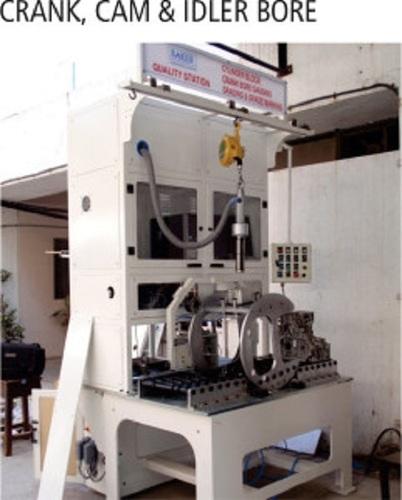 Baker Gauges Customised Gauging Solution -cylinder Block-crank-cam-idlebore