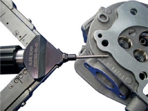 Baker Gauges Customised Gauging Solution - Cylinder Head- Valve Seat Profile