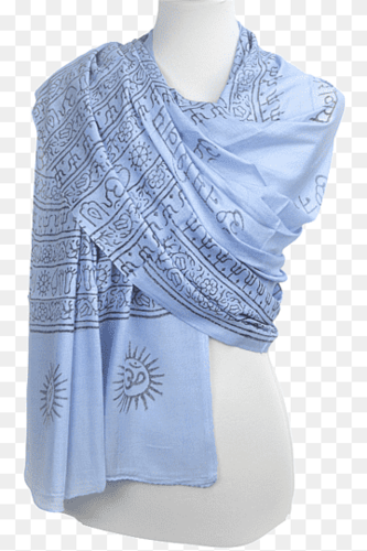 Colourfull Mantra Printed Scarves Shawls