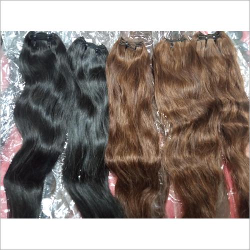 Brown Natural Hair