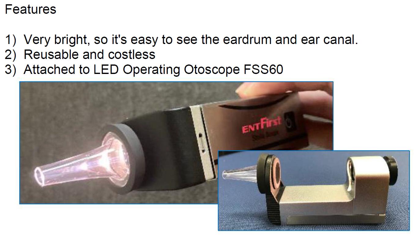 Transparent Ear Speculum