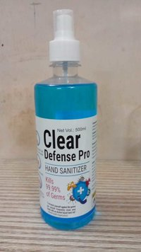 CLEAR DEFENCE