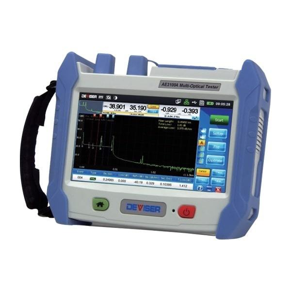 AE3100 Devisor Handheld OTDR