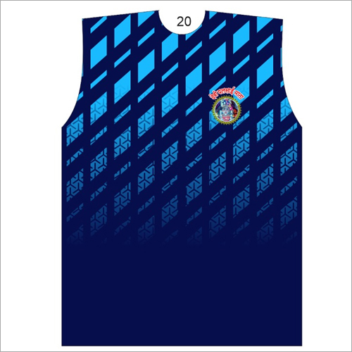 Sleeveless Sports T Shirt