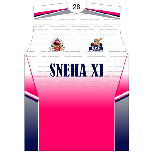 Customized Print Sleeveless Sports T Shirt