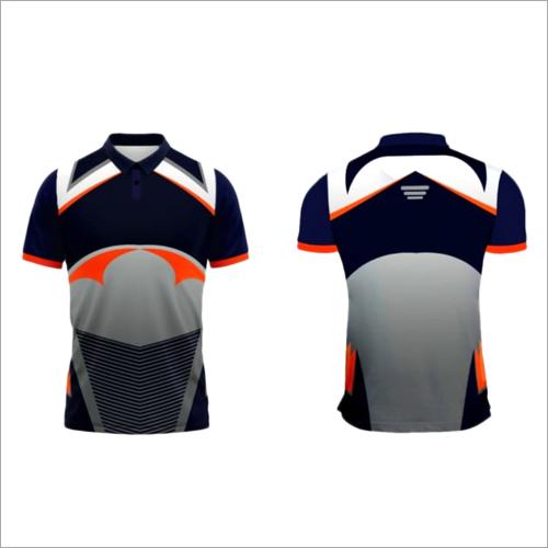 Half Sleeve Sports T Shirt