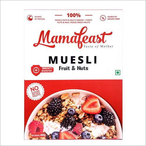 Muesli Fruit And Nuts