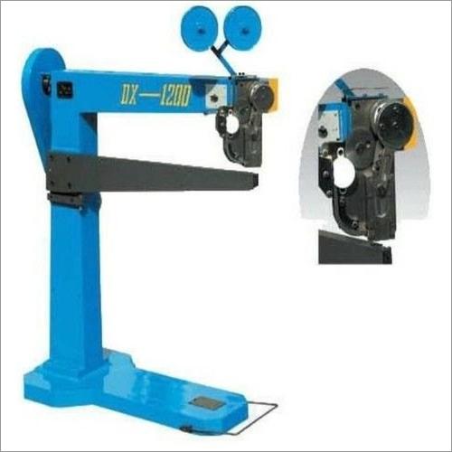 Double Head Box Stitching Machine